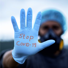 "Prevention activities due to ""COVID-19"""